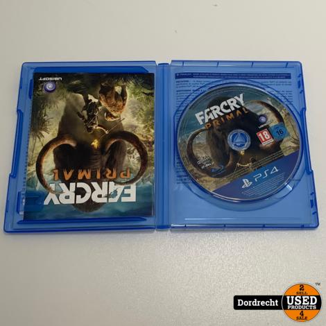 Playstation 4 spel || Farcy primal