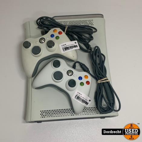 Xbox 360 14GB || Met 2 controllers || Met garantie