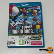 Nintendo Wii U spel || Super Mario Bros