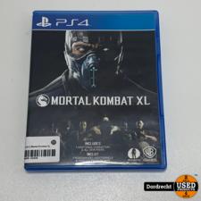 Playstation 4 spel || Mortal Kombat XL