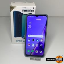 Oppo A9 128GB 2020 4GB Space Purple    In doos met hoes    Met mediamarkt bon