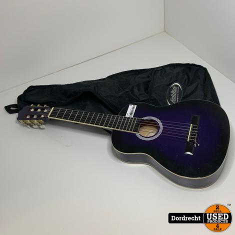 Ashton cg14tp kinder gitaar    Met hoes    Met garantie