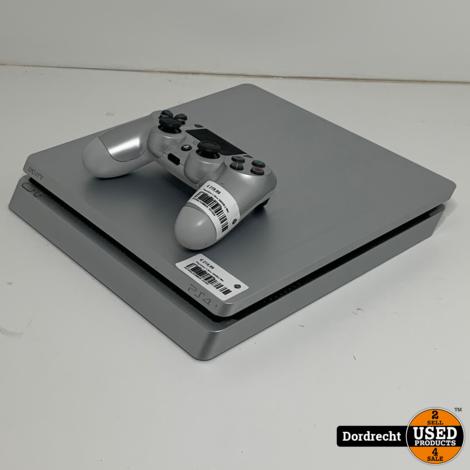 Playstaion 4 Slim 500GB    Met controller    Met garantie