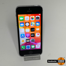 iPhone SE 16GB Space Gray || Met garantie
