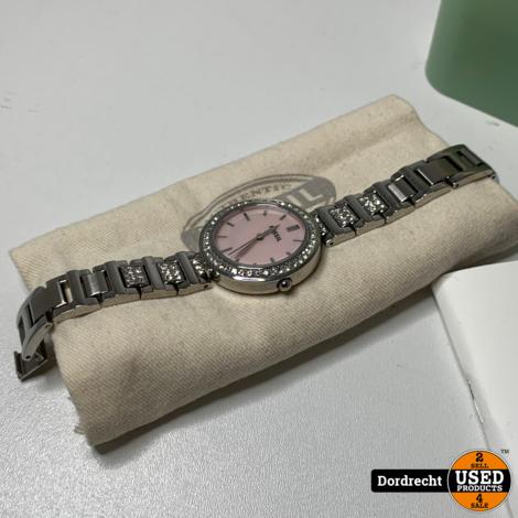 Fossil dames Horloge BQ3182 || Zilver || In doos || Met garantie
