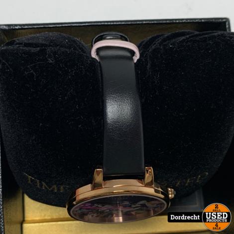 Ted Baker dames Horloge || Zwart || In doos || Met garantie