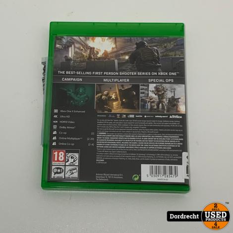 Xbox One Spel || Call of Duty Modern Warfare