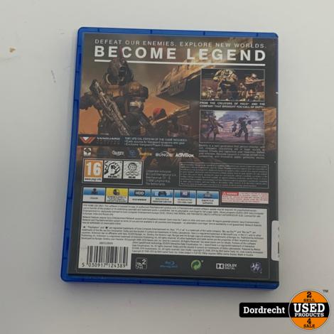Playstation 4 Spel || Destiny