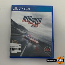 Playstation 4 Spel || Need for Speed Rivals