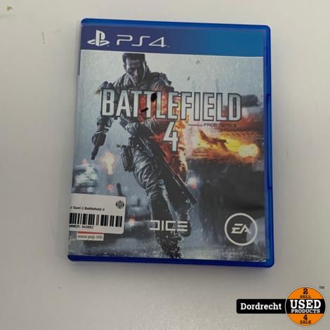 Playstation 4 Spel || Battlefield 4