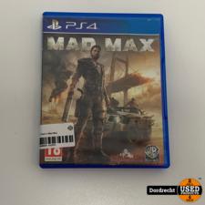 Playstation 4 Spel || Mad Max