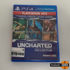 Playstation 4 Spel || Uncharted The Nathan Drake Collection