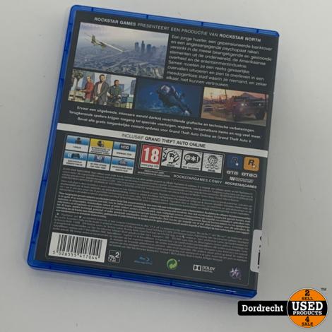 Playstation 4 Spel || Grand Theft Auto 5