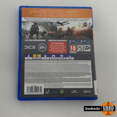 Playstation 4 spel | Battlefield 1 Revolution