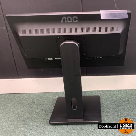 AOC E2275PWJ Monitor || In doos || Met garantie