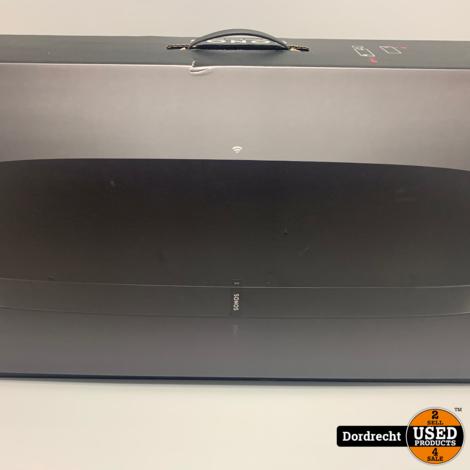 Sonos PlayBase Soundbar Zwart | NIEUW in doos | Met garantie