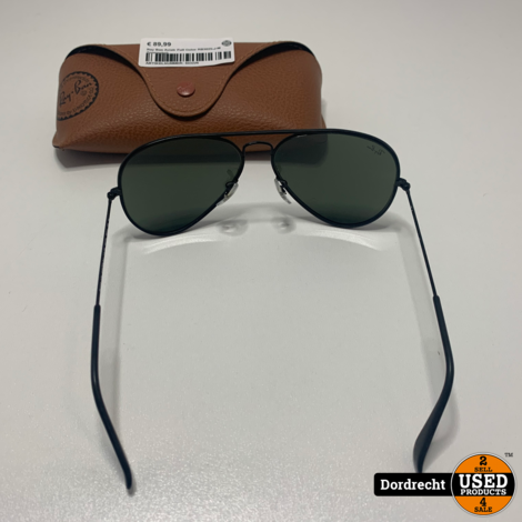 Ray Ban Aviatr Full Color RB3025-J-M Zonnenbril | Met hoes