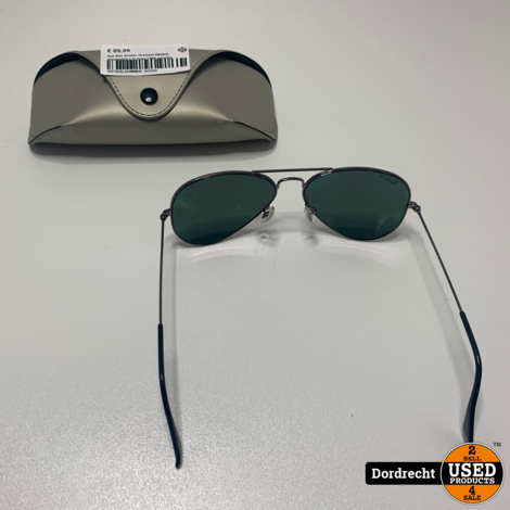 Ray Ban Aviator Gradient RB3025 Zonnenbril    In hoes