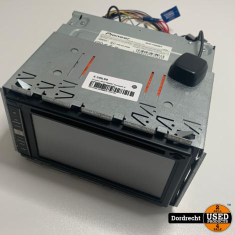 Pioneer AVIC-F860BT Navigatie & Autoradio | Met garantie