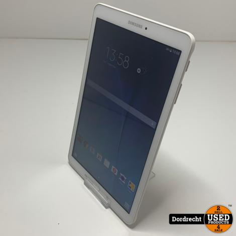 Samsung Galaxy Tab E 8GB WiFi 9.6 inch || Wit || Met garantie