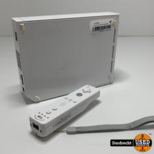 Nintendo Wii compleet   Met garantie
