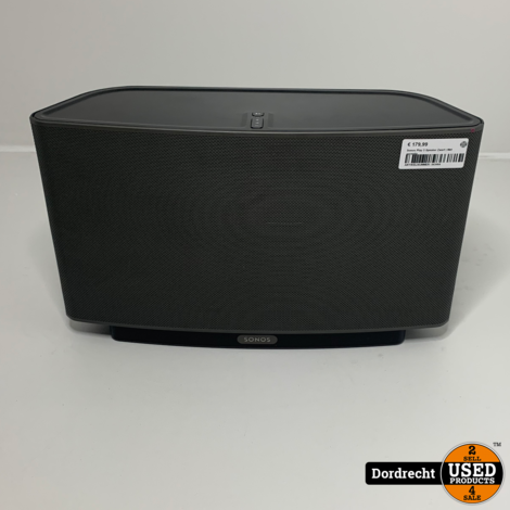 Sonos Play 5 Speaker Zwart | Met garantie