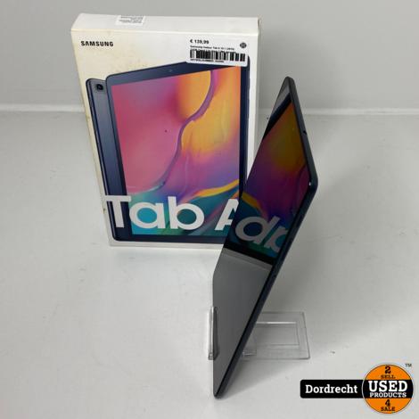 Samsung Galaxy Tab A 10.1 (2019) 32GB Zwart || In doos || Met garantie