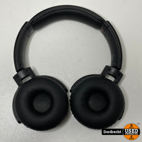 Sony MDR-XB650BT Draadloze on-ear koptelefoon Zwart    Met garantie