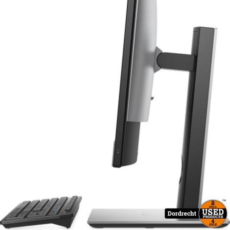 Dell OptiPlex 7770 all in one computer | i7 9700 16GB RAM 512GB SSD | Met garantie