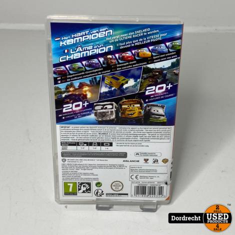 Nintendo switch spel || Cars 3