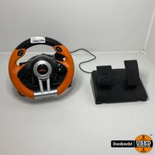 Speedlink DRIFT Racing Wheel Stuur voor playstation 3 || Set || Met garantie