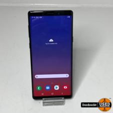 Samsung Galaxy Note 9 128GB Zwart | Met garantie
