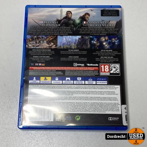 Playstation 4 spel | The gilder scrolls online summerset
