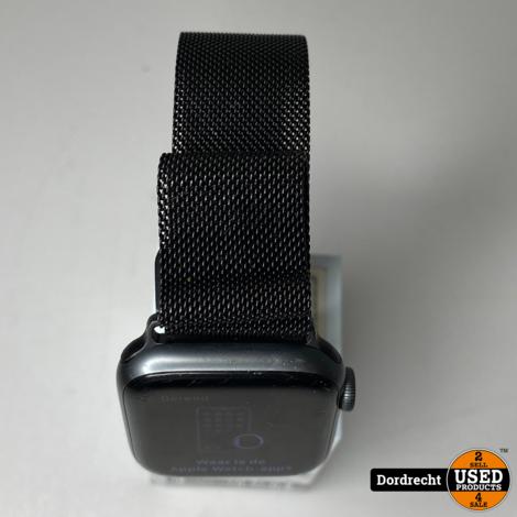 Apple Watch Series 4 44mm   Glas heeft gebruiksschade   Met garantie
