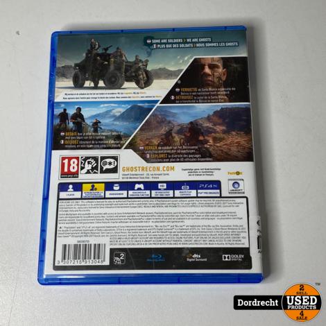 Playstation 4 spel || Ghost Recon wildlands