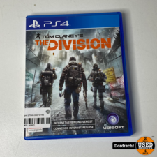Playstation 4 spel    Tom clany's The division