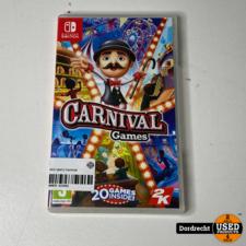 Nintendo Switch spel    Carnival games