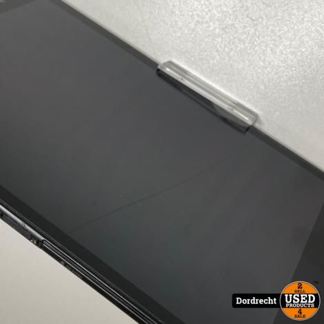 Sony Xperia Z3 16GB Zwart tablet   In doos   Kras in scherm   Met garantie