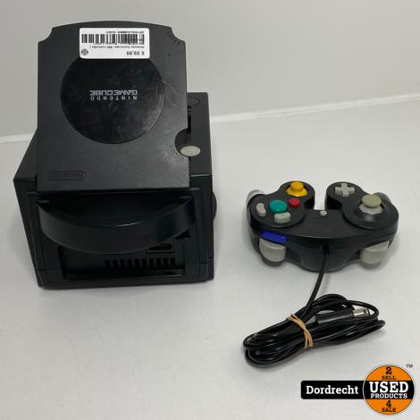 Nintendo Gamecube | Met controller | Met 4GB Memory | Rayman 3 erbij | Met garantie