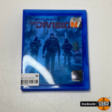 Playstation 4 spel | Tom Clany's The division