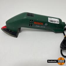 Bosch Schuurplateau PDA 120 E | Op snoer | Met garantie