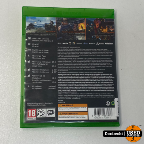 Xbox One spel | Call of Duty Black Ops 4