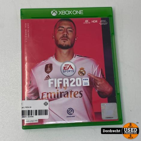 Xbox One spel | FIFA 20