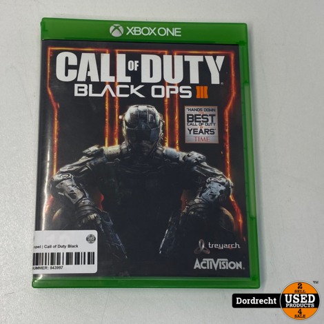 Xbox One spel | Call of Duty Black Ops 3