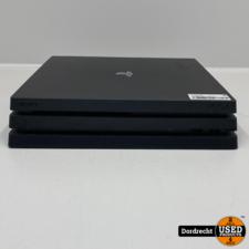 PlayStation 4 Pro 1TB   Zonder controller   Met garantie