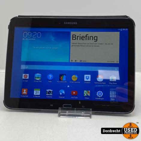 Samsung Galaxy Tab 3 16GB 10.1 Inch   Met hoes   Met garantie