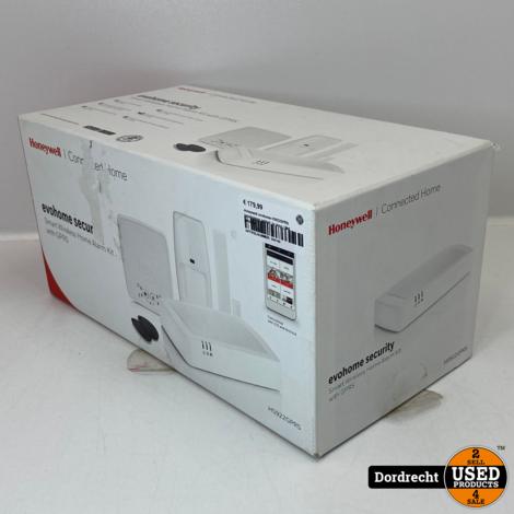 Honeywell evohome HS922GPRS beveiligings pakket | In doos | Met garantie