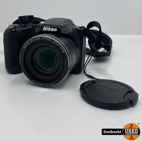 Nikon Coolpix L340 camera op batterijen | In doos | Met garantie