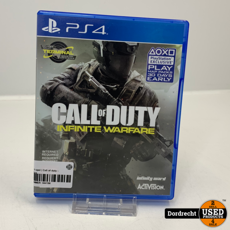 Playstation 4 spel | Call of duty - infinite warfare