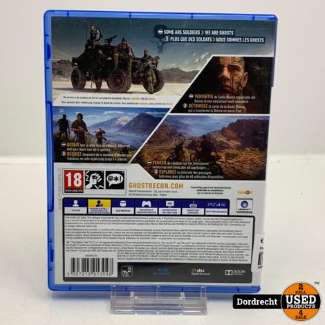 Playstation 4 spel | Tom Clany's Ghost Recon Wildlands